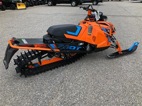 2021 Arctic Cat Riot X 8000 QS3 ES in Lebanon, Maine - Photo 6