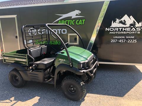 2020 Kawasaki Mule SX 4x4 FI in Lebanon, Maine - Photo 1