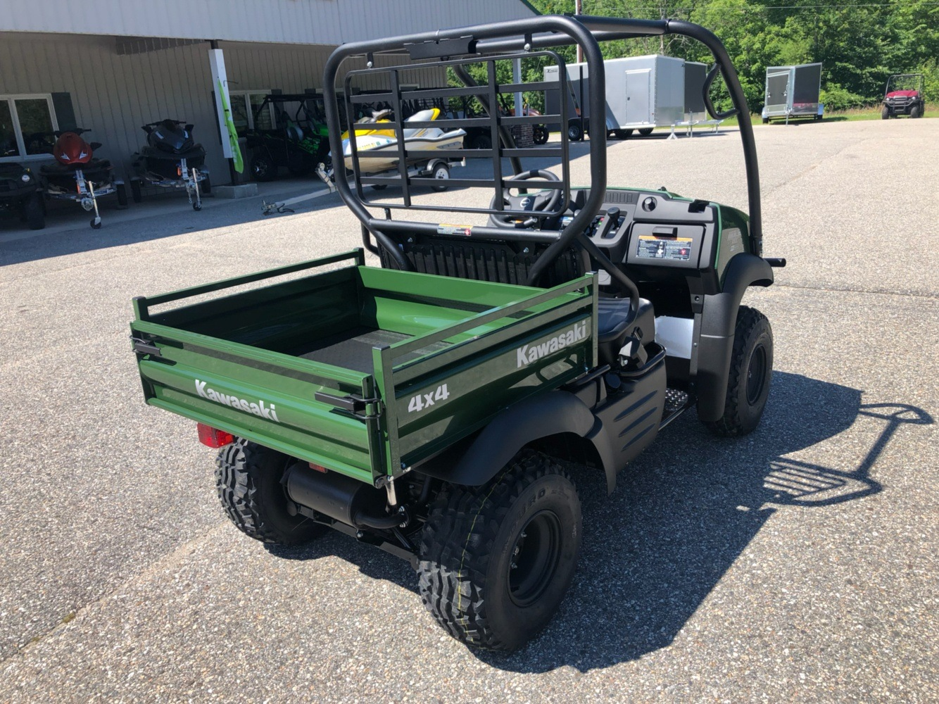 2020 Kawasaki Mule SX 4x4 FI in Lebanon, Maine - Photo 5
