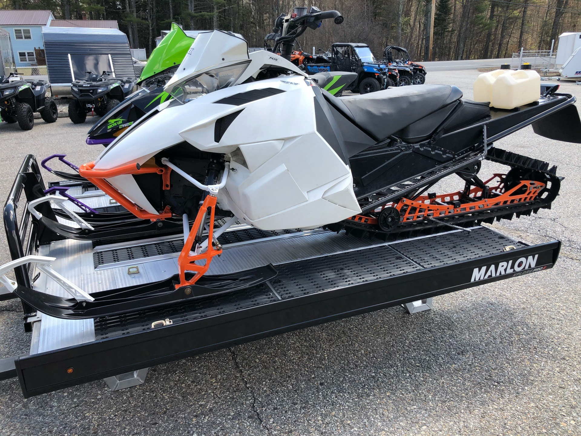 "2015 Arctic Cat M 8000 153"" Sno Pro Limited ES in Lebanon, Maine - Photo 1"