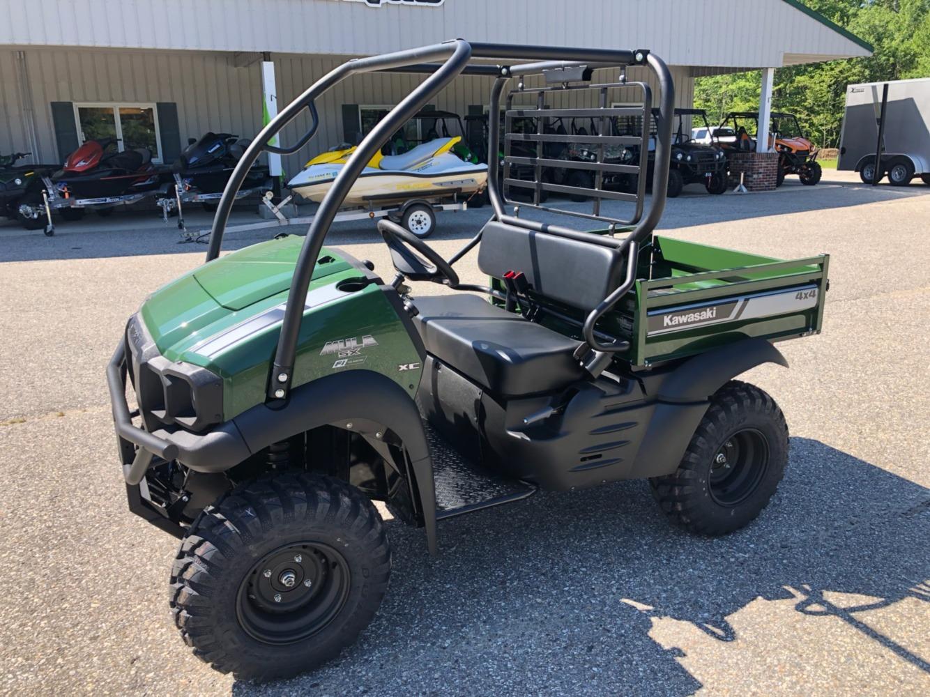 2020 Kawasaki Mule SX 4X4 XC FI 2