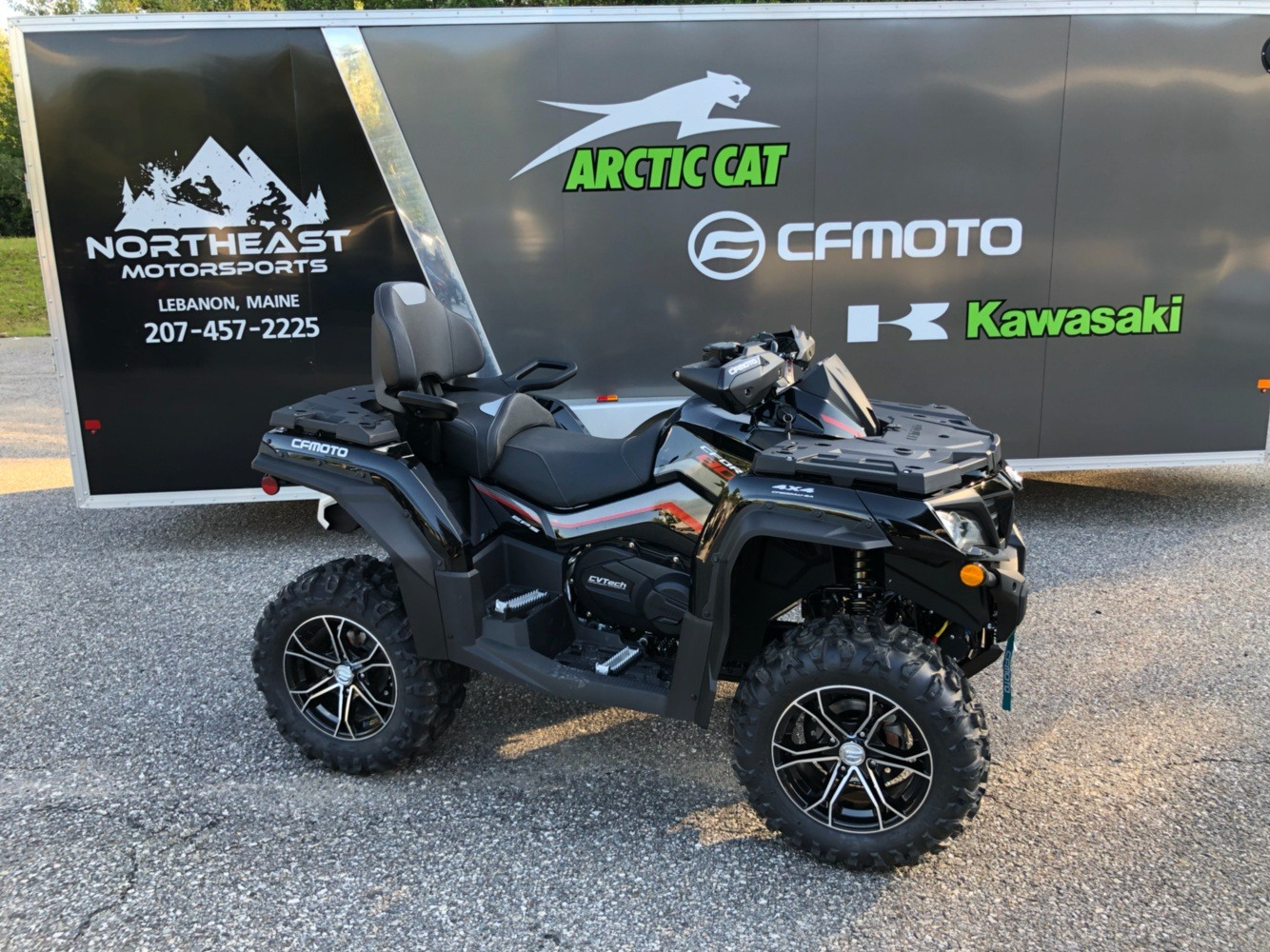 2019 CFMOTO CForce 800 XC in Lebanon, Maine - Photo 1