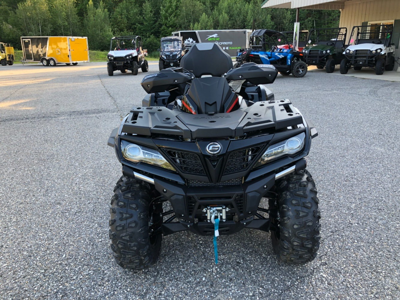 2019 CFMOTO CForce 800 XC in Lebanon, Maine - Photo 5