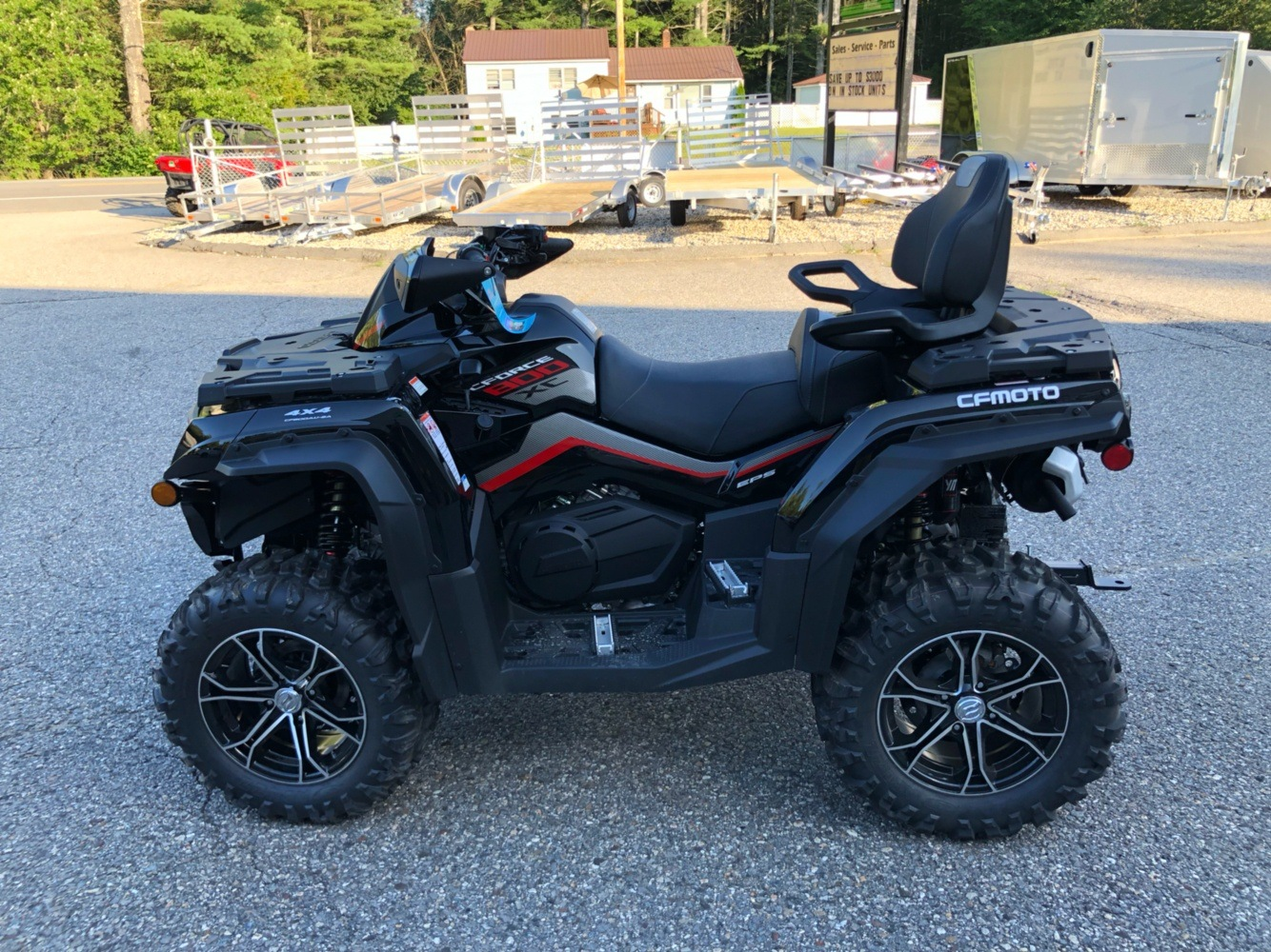 2019 CFMOTO CForce 800 XC in Lebanon, Maine - Photo 3