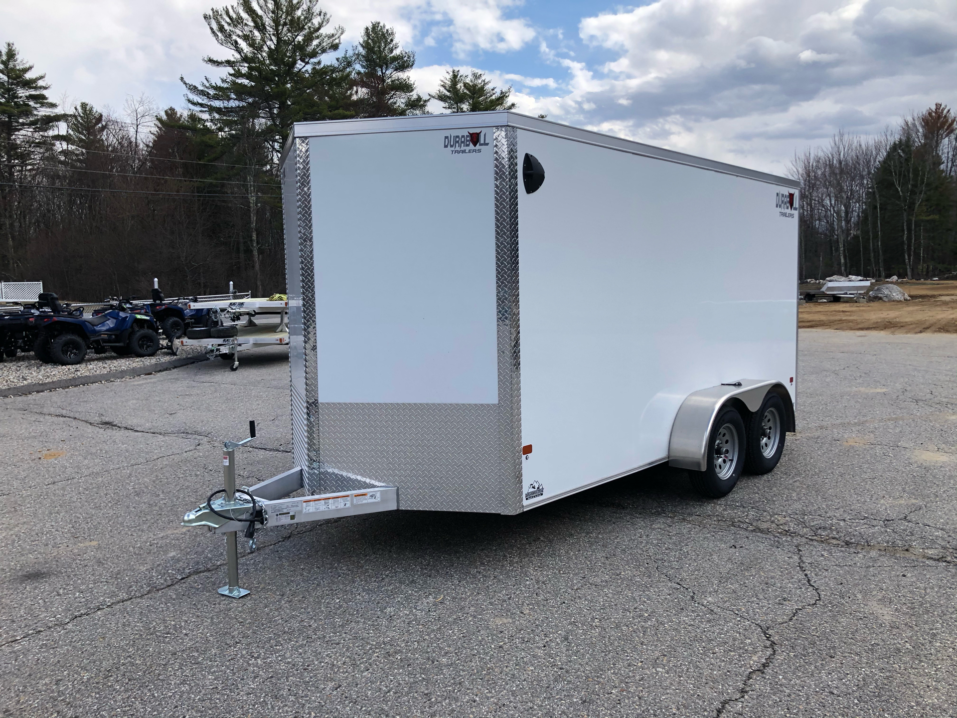 2021 Durabull 7x14 ELITE in Lebanon, Maine - Photo 2