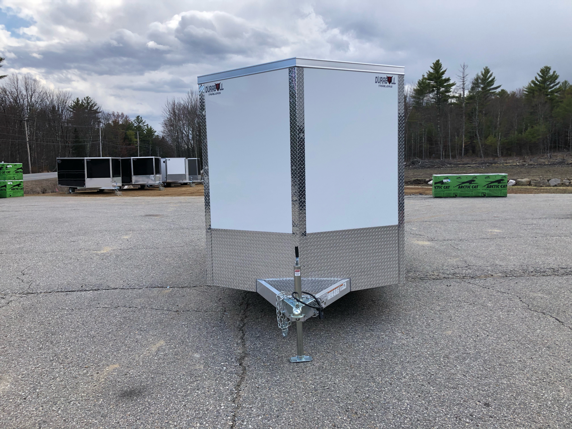 2021 Durabull 7x14 ELITE in Lebanon, Maine - Photo 3