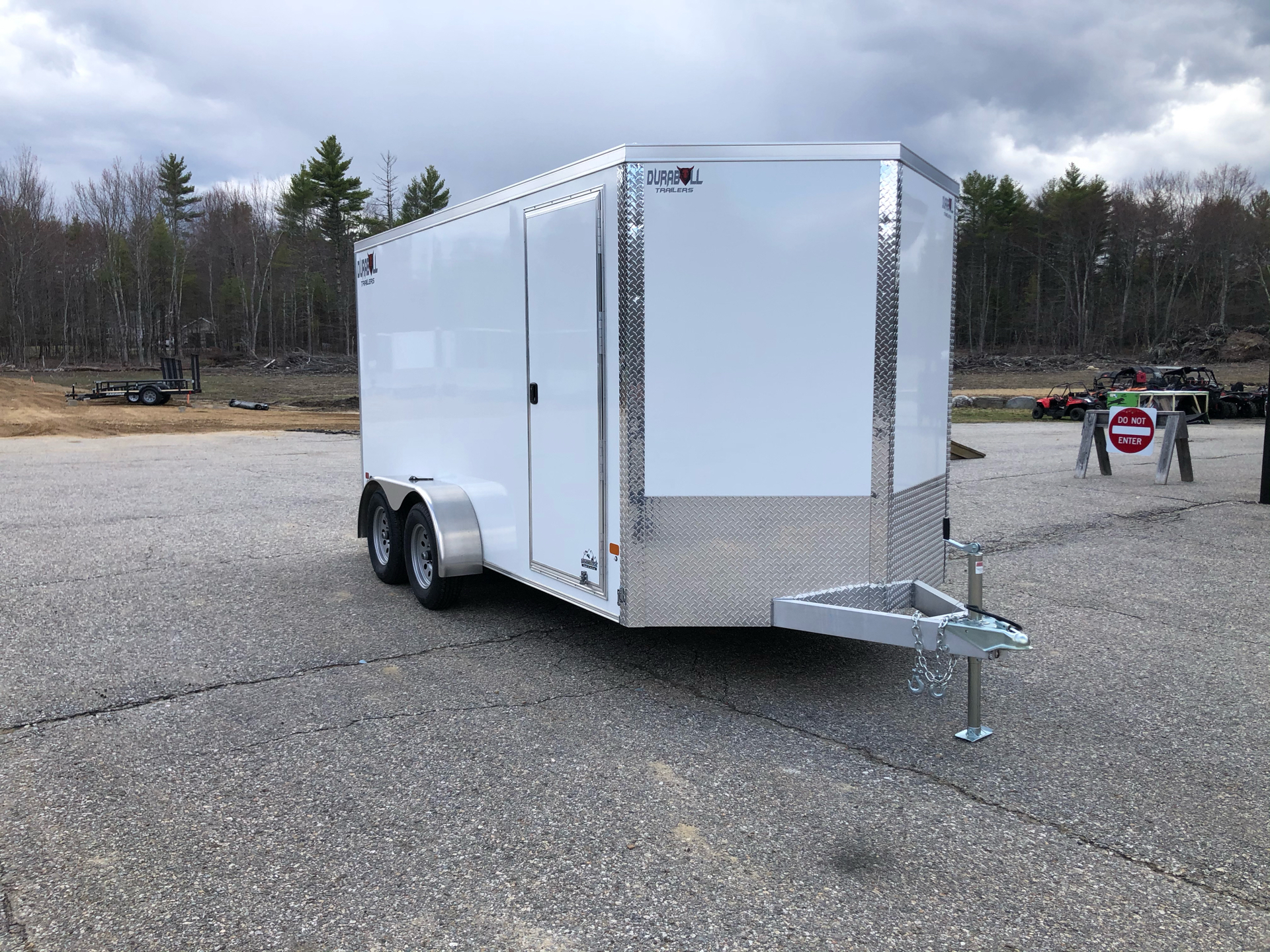 2021 Durabull 7x14 ELITE in Lebanon, Maine - Photo 4