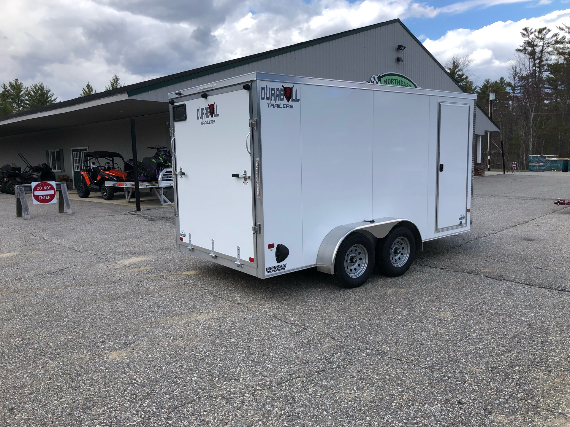 2021 Durabull 7x14 ELITE in Lebanon, Maine - Photo 6