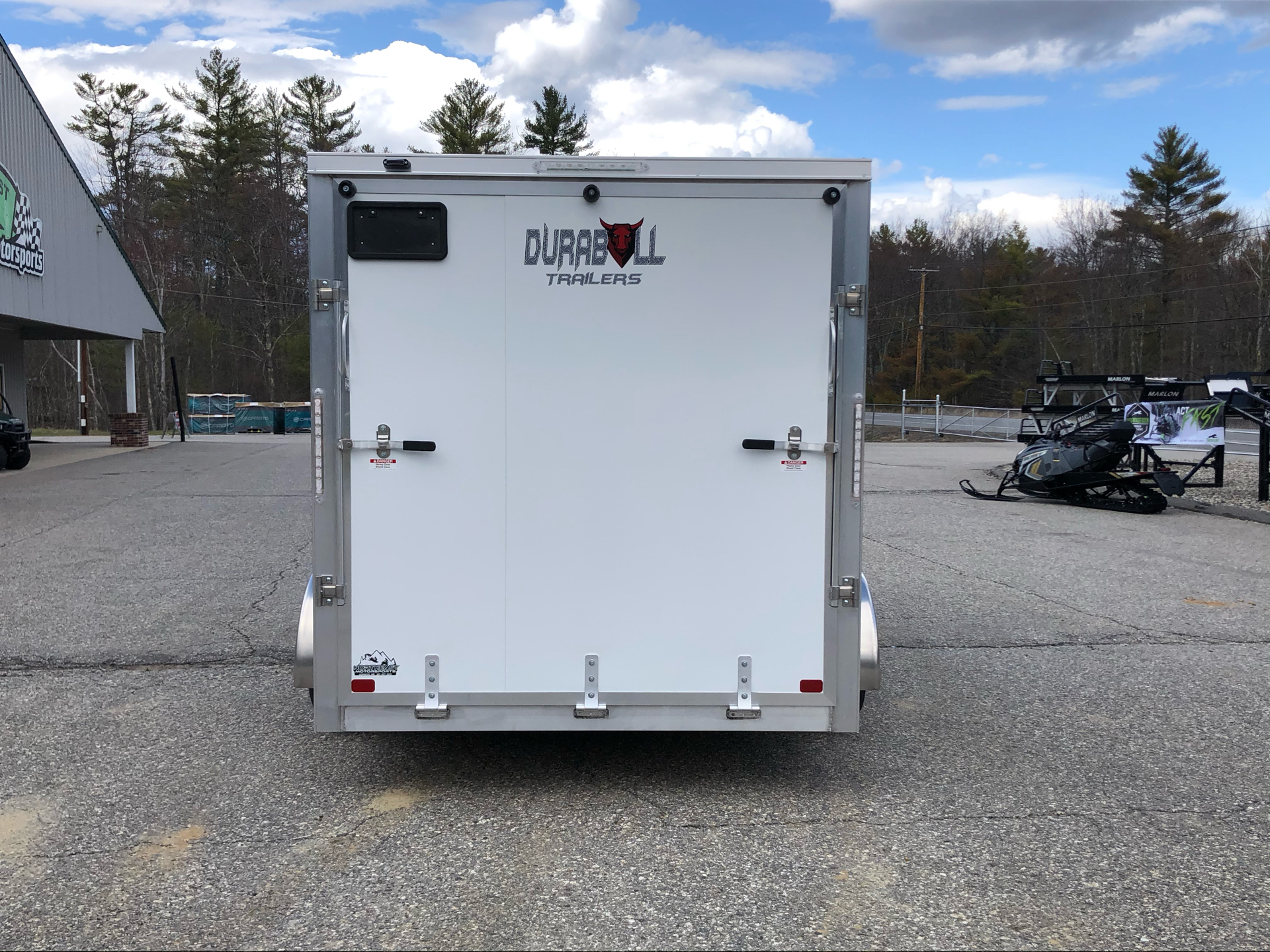 2021 Durabull 7x14 ELITE in Lebanon, Maine - Photo 7
