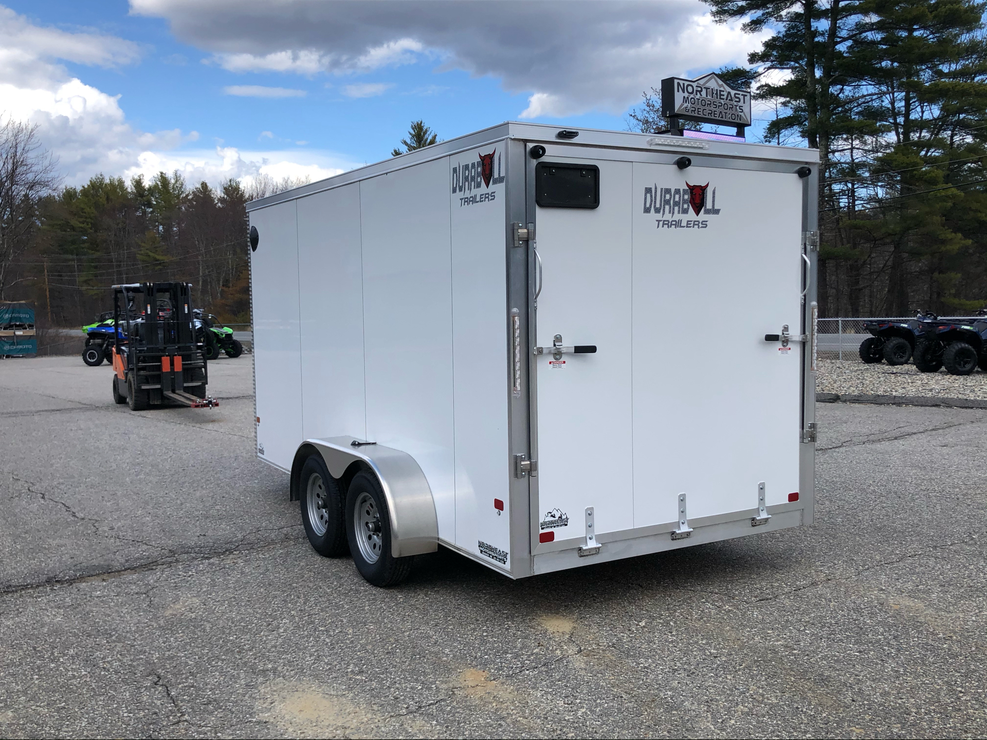 2021 Durabull 7x14 ELITE in Lebanon, Maine - Photo 8