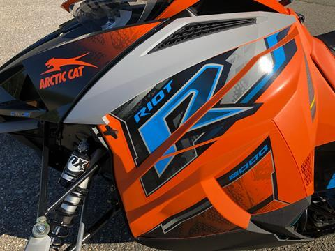 2021 Arctic Cat Riot 8000 QS3 1.60 ES in Lebanon, Maine - Photo 9