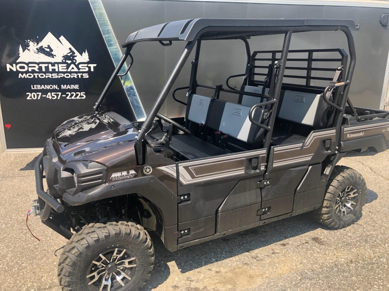2019 Kawasaki Mule PRO-FXT Ranch Edition 7