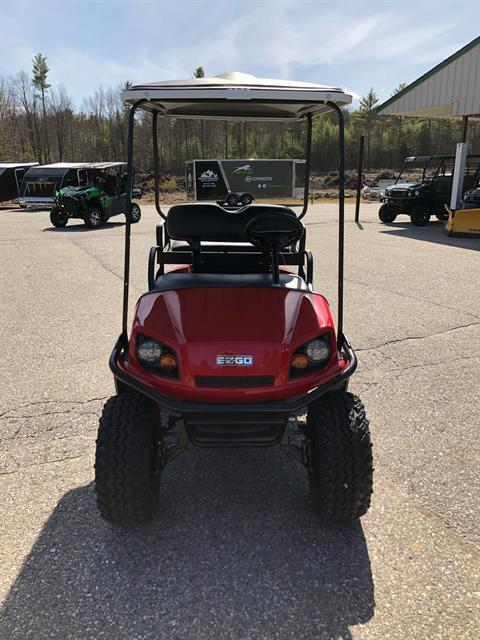 2020 E-Z-GO Express S4 Electric Elite 2.0 in Lebanon, Maine - Photo 4