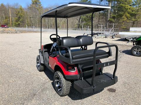 2020 E-Z-GO Express S4 Electric Elite 2.0 in Lebanon, Maine - Photo 9