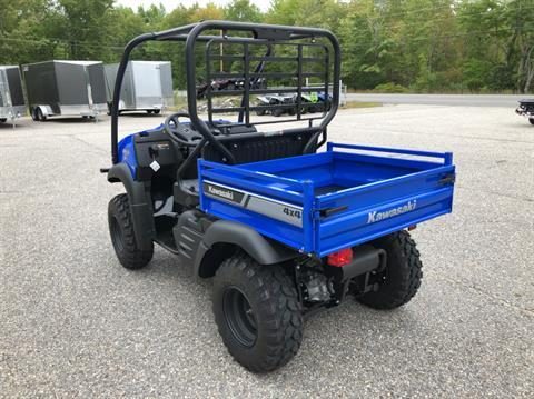 2020 Kawasaki Mule SX 4X4 XC FI in Lebanon, Maine - Photo 8