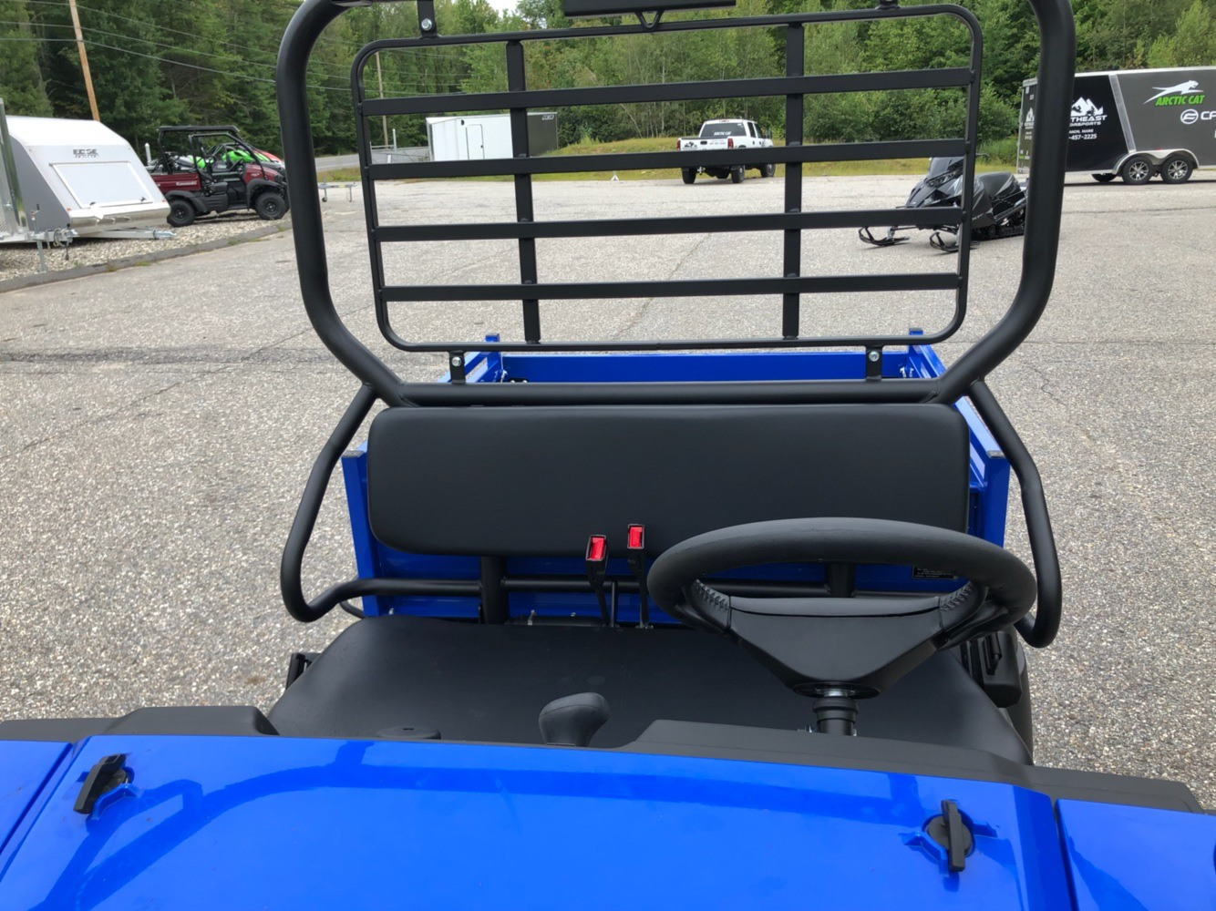 2020 Kawasaki Mule SX 4X4 XC FI in Lebanon, Maine - Photo 11