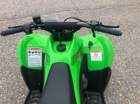 2020 Kawasaki KFX 50 in Lebanon, Maine - Photo 8