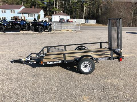 2021 Karavan Trailers 5 x 8 ft. Steel in Lebanon, Maine - Photo 1