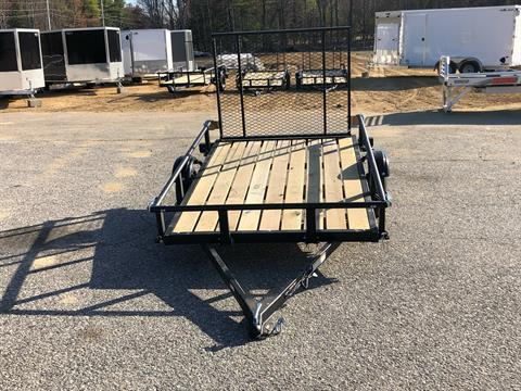 2021 Karavan Trailers 5 x 8 ft. Steel in Lebanon, Maine - Photo 3