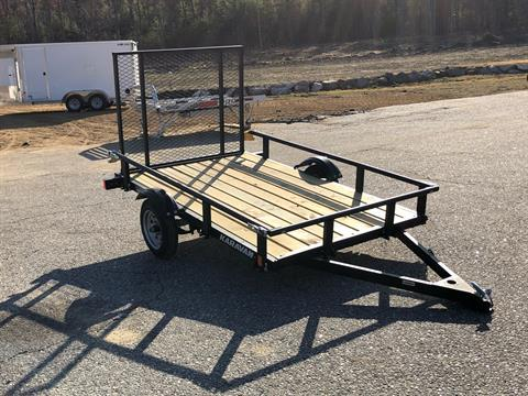 2021 Karavan Trailers 5 x 8 ft. Steel in Lebanon, Maine - Photo 4