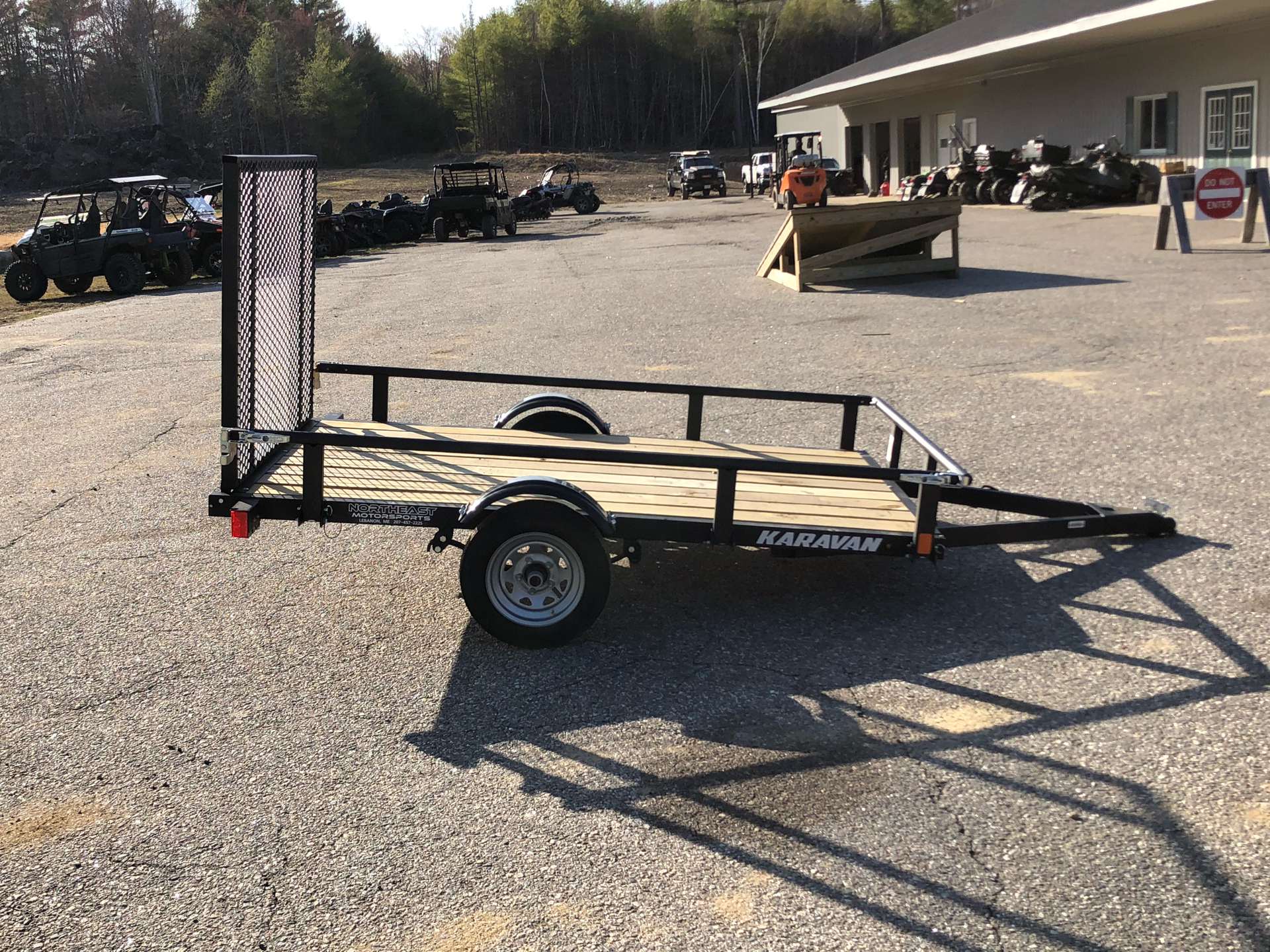 2021 Karavan Trailers 5 x 8 ft. Steel in Lebanon, Maine - Photo 5