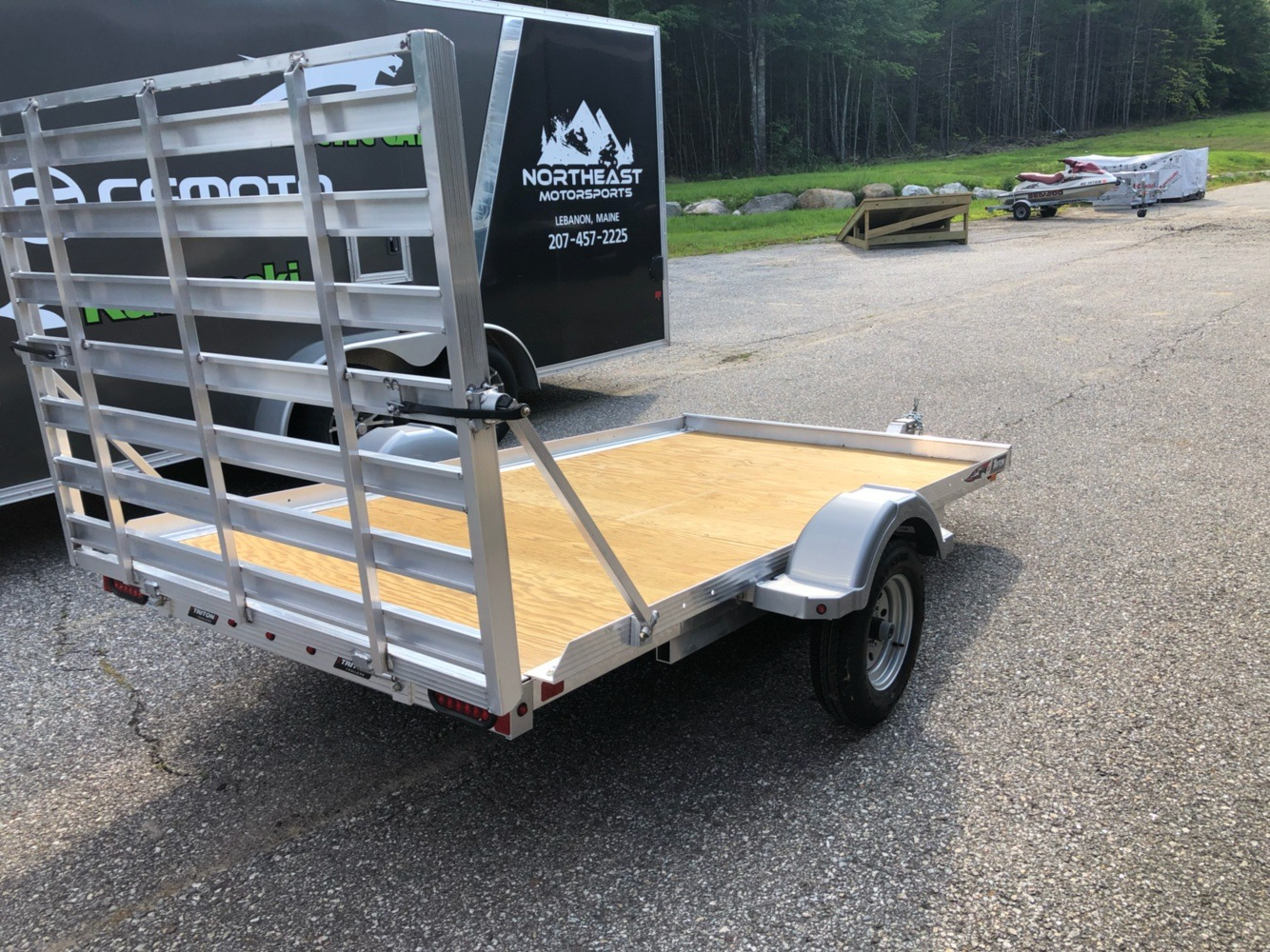 2019 Triton Trailers GU 10 in Lebanon, Maine - Photo 4