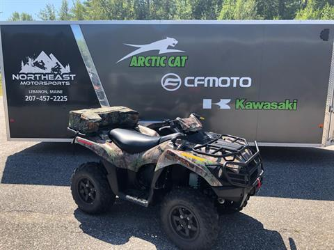 2019 Kawasaki Brute Force 750 4x4i EPS Camo in Lebanon, Maine - Photo 1