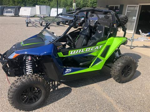 2019 Arctic Cat Wildcat Sport XT in Lebanon, Maine - Photo 1