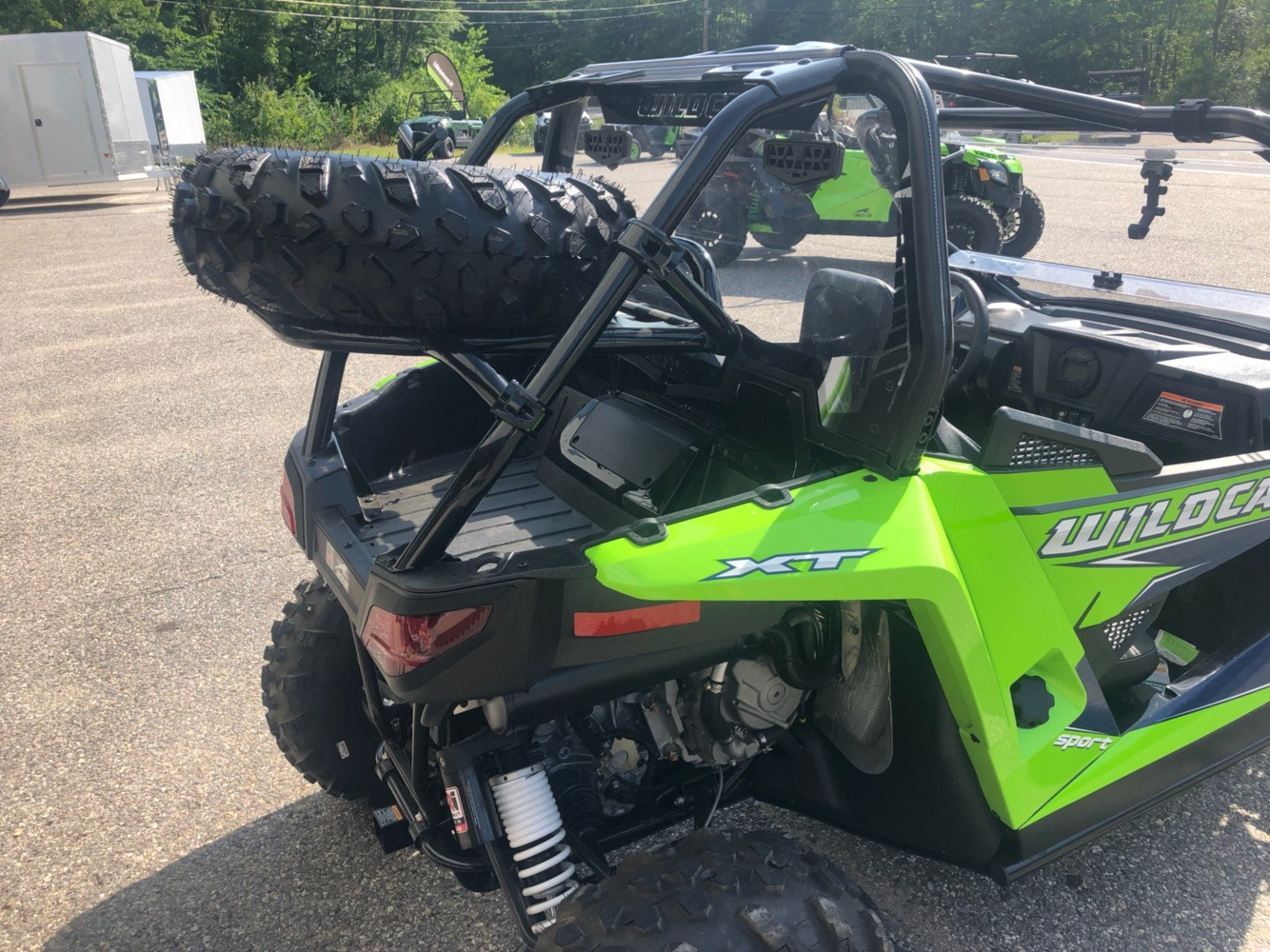 2019 Arctic Cat Wildcat Sport XT in Lebanon, Maine - Photo 5