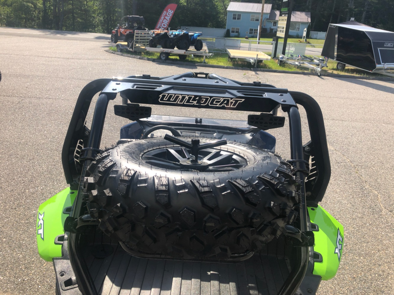 2019 Arctic Cat Wildcat Sport XT in Lebanon, Maine - Photo 6