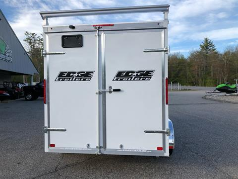 2020 Edge Trailer 7x14 ECO V Contractor in Lebanon, Maine - Photo 3