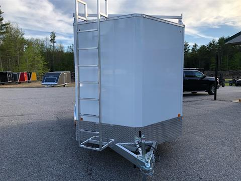 2020 Edge Trailer 7x14 ECO V Contractor in Lebanon, Maine - Photo 7