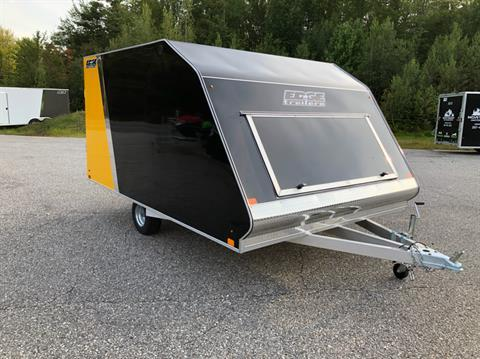 2020 Edge Trailer 101x12 CROSSOVER in Lebanon, Maine - Photo 1