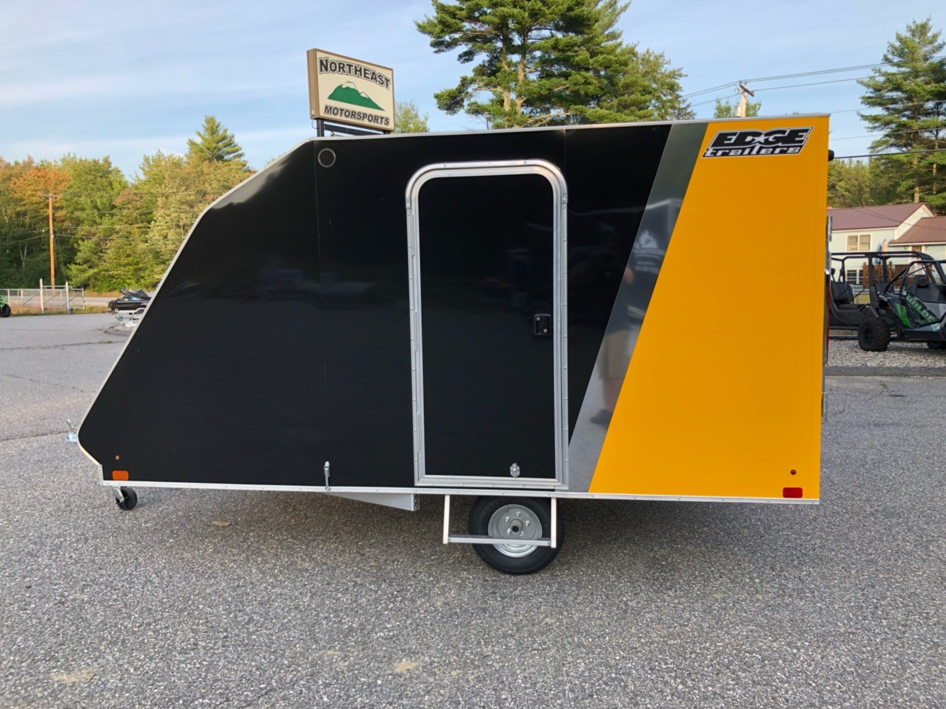 2020 Edge Trailer 101x12 CROSSOVER in Lebanon, Maine - Photo 5