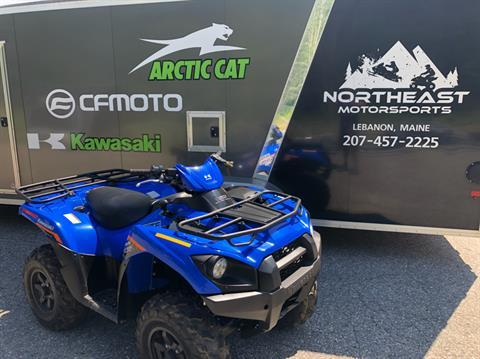 2019 Kawasaki Brute Force 750 4x4i EPS in Lebanon, Maine - Photo 1