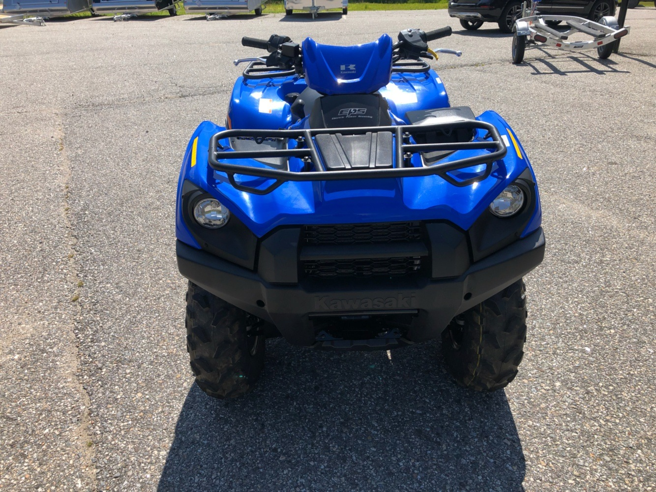 2019 Kawasaki Brute Force 750 4x4i EPS in Lebanon, Maine - Photo 4