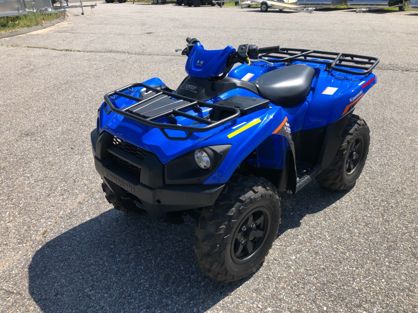 2019 Kawasaki Brute Force 750 4x4i EPS in Lebanon, Maine - Photo 5