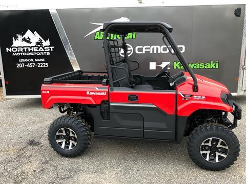 2021 Kawasaki Mule PRO-MX EPS LE in Lebanon, Maine - Photo 1