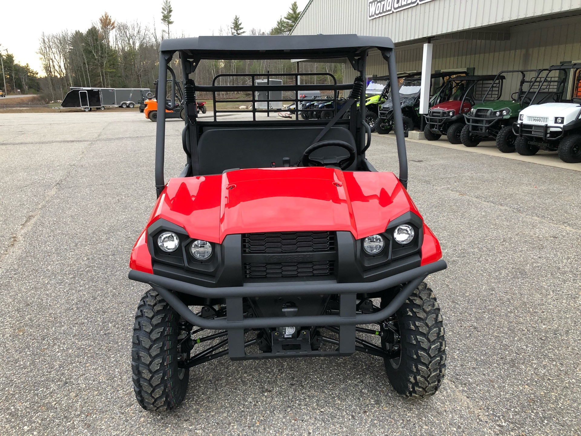 2021 Kawasaki Mule PRO-MX EPS LE in Lebanon, Maine - Photo 4