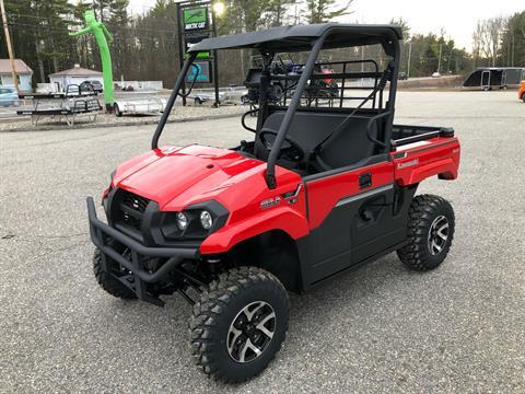 2021 Kawasaki Mule PRO-MX EPS LE in Lebanon, Maine - Photo 5