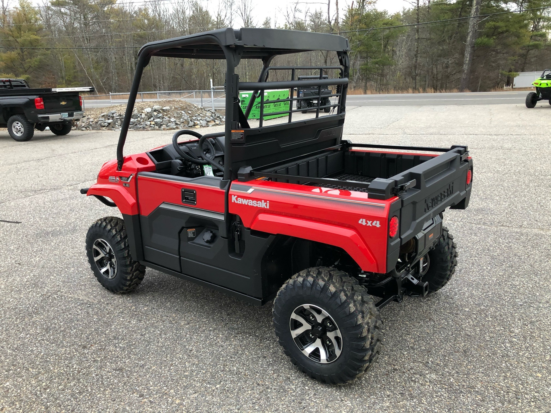 2021 Kawasaki Mule PRO-MX EPS LE in Lebanon, Maine - Photo 7