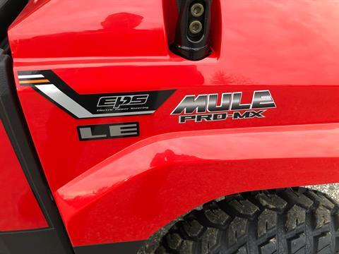 2021 Kawasaki Mule PRO-MX EPS LE in Lebanon, Maine - Photo 11