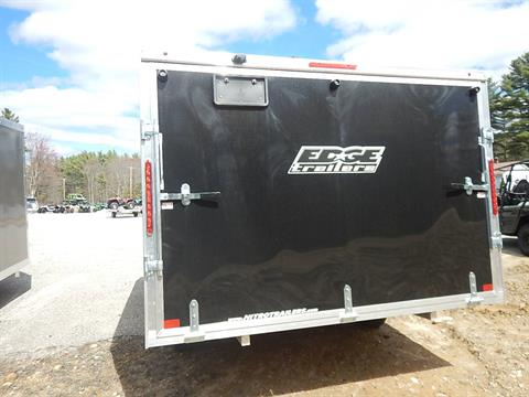 "2019 Edge Trailer 101"" x 14' Hybrid/Crossover in Lebanon, Maine - Photo 2"