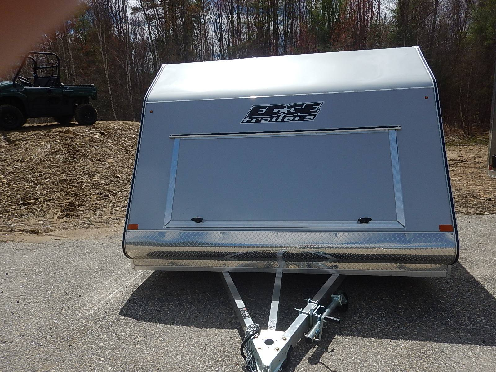 "2019 Edge Trailer 101"" x 14' Hybrid/Crossover in Lebanon, Maine - Photo 3"