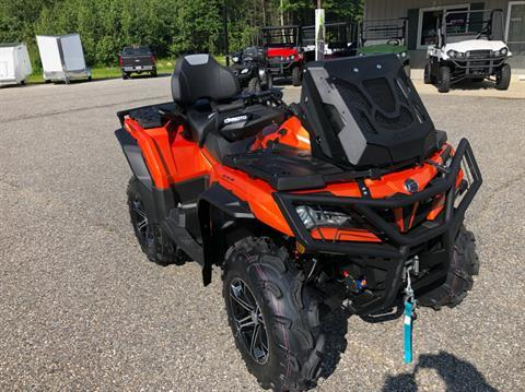 2019 CFMOTO CForce 800 XC in Lebanon, Maine - Photo 4