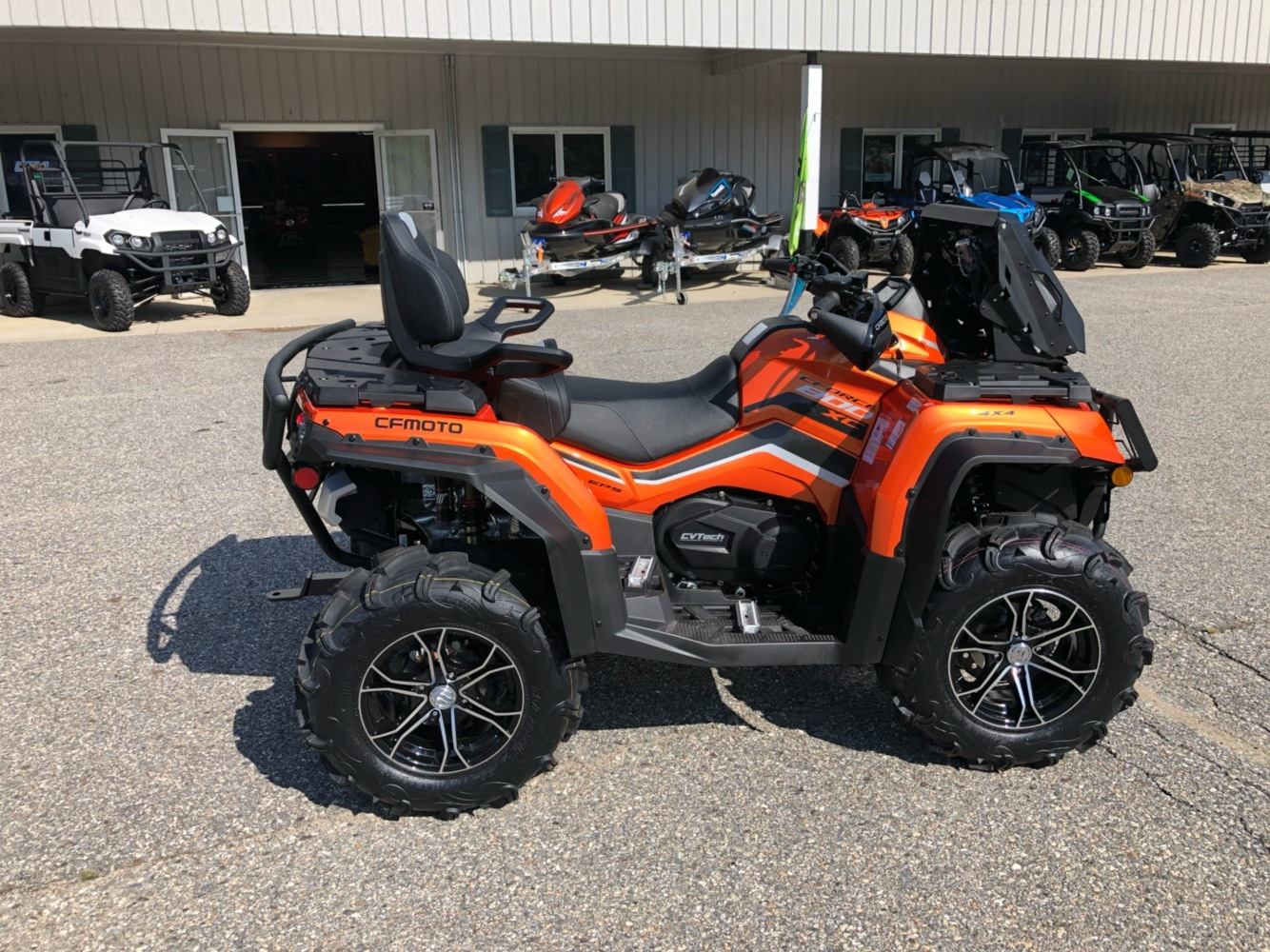 2019 CFMOTO CForce 800 XC in Lebanon, Maine - Photo 6