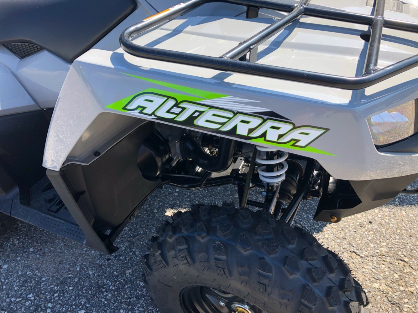 2020 Arctic Cat Alterra 570 in Lebanon, Maine - Photo 2