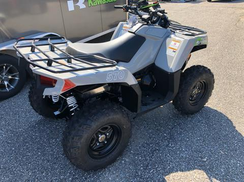 2020 Arctic Cat Alterra 570 in Lebanon, Maine - Photo 3
