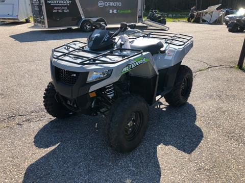 2020 Arctic Cat Alterra 570 in Lebanon, Maine - Photo 10