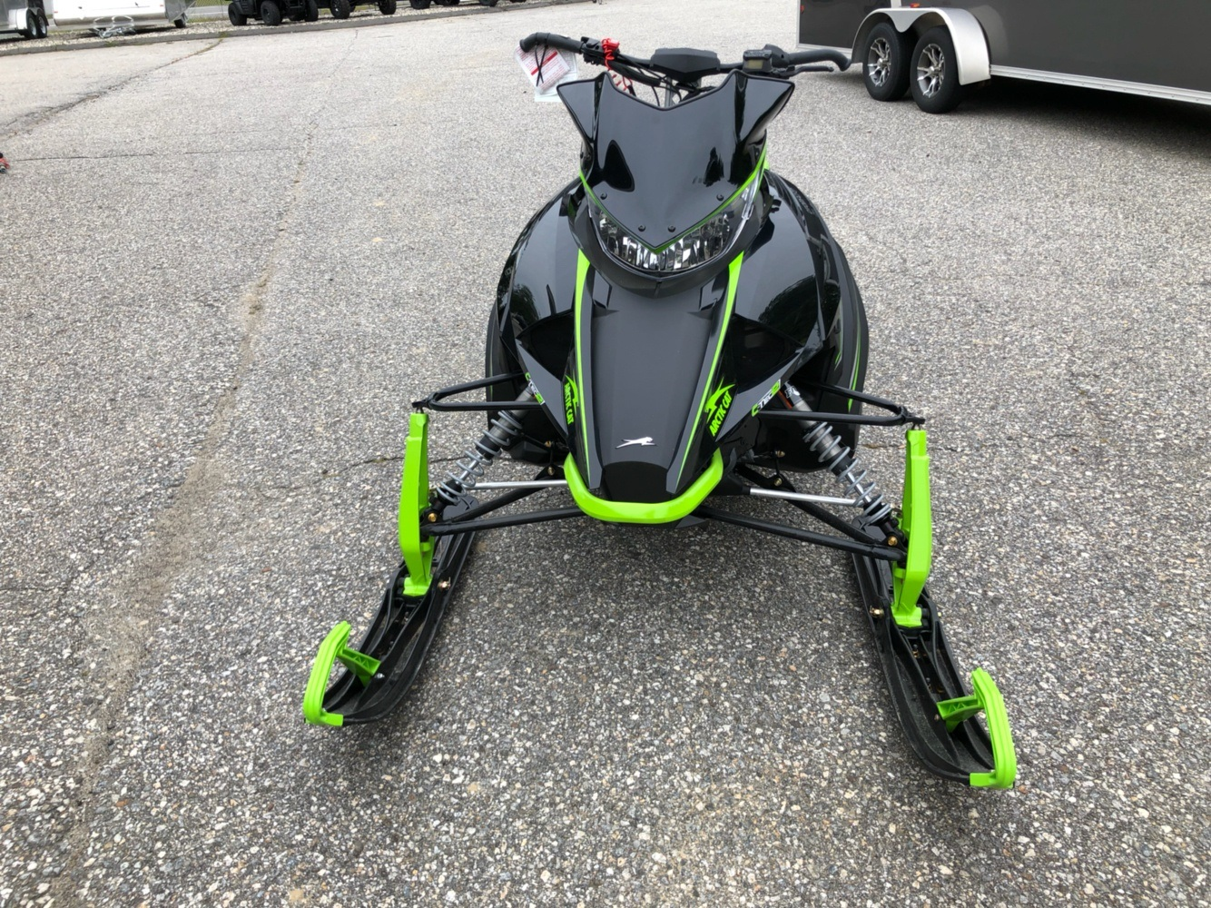 2019 Arctic Cat ZR 8000 Sno Pro ES 129 in Lebanon, Maine - Photo 4